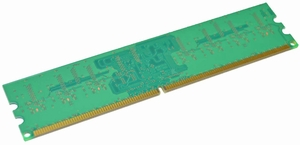 Kingston FQ453-80003 - 1GB (1x1GB) 800Mhz PC2-6400U 1.8V 240-Pin Desktop RAM Memory