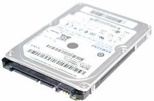 "Samsung HM120JI/M - 120GB 5.4K RPM SATA 9.5mm 2.5"" Hard Drive"
