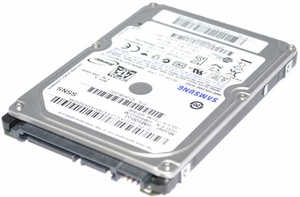 "Samsung HM160HI/M - 160GB 5.4K RPM SATA 9.5mm 2.5"" Hard Drive"