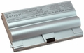 Sony VGP-BPL8 - 57Whr 11.1V 6-Cell Lithium-Ion Silver Replacement Battery for Sony Vaio