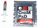Thermal Grease / Compound Paste + Chemtronics Chempad Alcohol Pad Wipe Kit