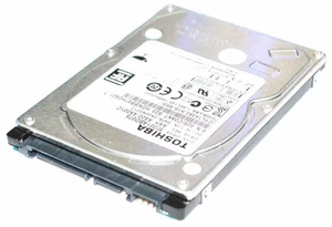 "Toshiba 6022B0078105 - 160GB 5.4K RPM SATA 9.5mm 2.5"" Hard Drive"
