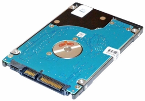 "Toshiba MK5061GSYN - 500GB 7.2K RPM SATA 9.5mm 2.5"" Hard Drive"