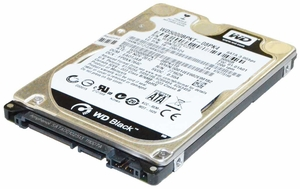 "Western Digital WD1600BEKT-60V5T1 - 160GB 7.2K RPM SATA 9.5mm 2.5"" Hard Drive"