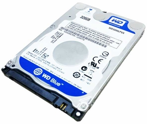 "Western Digital WD3200BEVT-08A23 - 320GB 5.4K RPM SATA 2.5"" Hard Drive"