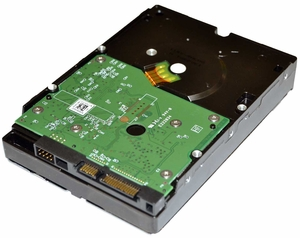 "Western Digital WD7500AACS-00C7B0 - 750GB 7.2K RPM SATA 3.5"" Hard Drive HDD"