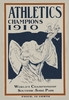 1910 World Series Philadelphia Athletics Poster