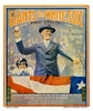 1917 WORLD SERIES New York Giants vs Chicago White Sox Poster