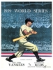 1939 World Series Poster New York  Yankees vs Cincinnati Reds poster