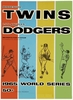 1965 World Series  Minnesota Twins vs Los Angeles Dodgers Poster