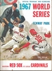 1967 WORLD SERIES Boston Red Sox vs St Louis Cardinals Poster