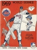 1969 World Series New York Mets vs Baltimore Orioles Poster