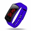 2018 New Touch Screen LED Bracelet Digital Watch