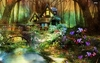ENCHANTED FOREST Art Print - FREE Shipping