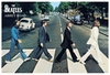 Beatles Abby Road 1969 Poster
