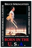 Bruce Springsteen Concert Poster 1985 Born in the USA L A Colisumn