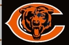 Chicago Bears Pro Flag
