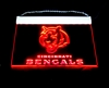 Cincinnati Bengals Electric Light
