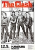 Clash Concert Poster Germany 1980