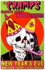 Cramps New Years Eve Concert Poster 2003 Hollywood