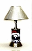Denver Broncos Electric Lamp