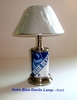 Duke Blue Devils Electric Lamp