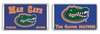 Florida Gators Man Cave Flag & Gator Nation Flag