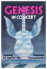 Genesis Munich Germany 1977 Concert poster