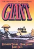 GIANT 1956 Movie Poster - James Dean