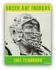 Green Bay Packers 1961 Football Yearbook  Poster