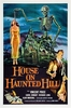 HOUSE ON HAUNTED HILL 1959 Movie Poster