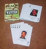 Iraq Most Wanted Playing Cards - Free Delivery