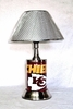Kansas City Chiefs Electric Lamp