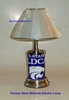 Kansas State Wildcats Lamp