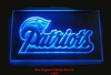 New England Patriots Electric Light