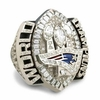 New England Patriots Super Bowl Champion Ring