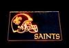 New Orleans Saints Electric Light