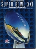New York Giants Super Bowl XXI Program