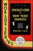 1932 World Series New York Yankees vs Chicago Cubs poster