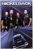 Nickelback Concert Tour Poster - Ships FREE