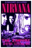 Nirvana Concert Poster Cleveland Ohio 1991