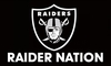 Oakland Raiders Nation Flag - FREE delivery