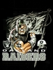 Oakland Raiders Poster - Ships Free