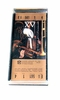 Oakland Raiders Super Bowl XV Ticket