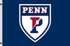 Penn Quakers Flag