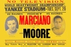 Rocky Marciano vs Archie Moore Poster 1955