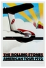 Rolling Stones Concert poster 1972 United States