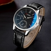Wristwatch Men Luxury Fashion Quartz-Watch Mens