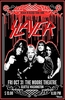 "Slayer Concert Tour 1986 Poster ""Reign of Terror"""