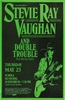 Stevie Ray Vaughan Concert Poster 1981 Austin Texas